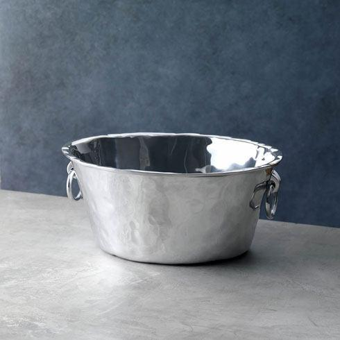 Beatriz Ball  Soho Ice Bucket W/Handles (Lg) $246.00