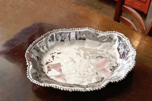 Beatriz Ball  Organic Pearl Bari Oval Platter (Lg) $121.00