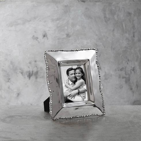 Beatriz Ball  Frame Organic Pearl 5X7 $139.00