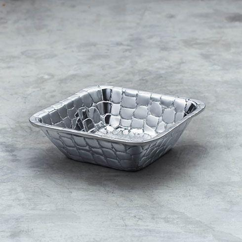 Beatriz Ball  Croc Square Bowl (Sm) $49.00