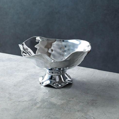 $106.00 Alex  Pedestal Bowl (Md)