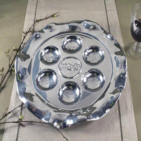 Vento Seder Plate