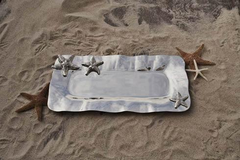 Beatriz Ball  Ocean Starfish Long Tray (Lg) $140.00