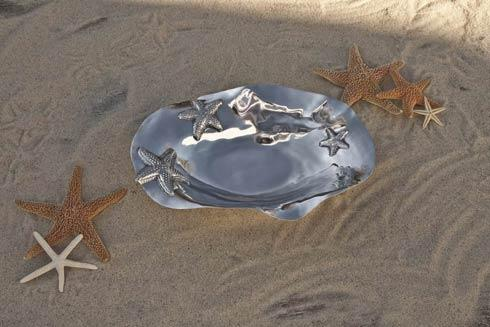 $113.00 Starfish Bowl Ovl (Md)