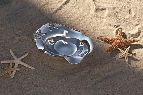 $63.00 Starfish Bowl Ovl (Sm)