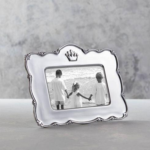 $89.00 Princess Crown Frame 4 X 6