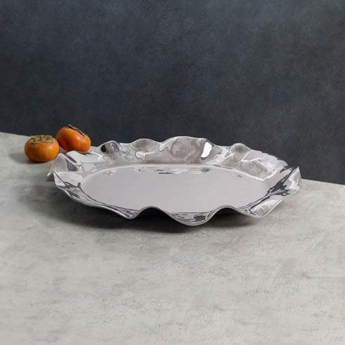 Beatriz Ball  Vento Olanes Oval Platter (Lg) $169.00