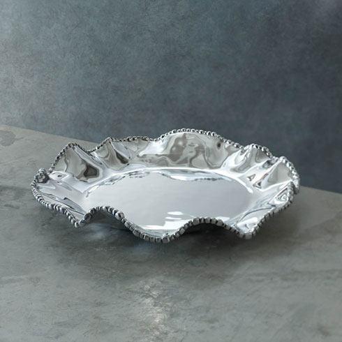 Beatriz Ball  Organic Pearl Olanes Round Platter (Lg) $140.00