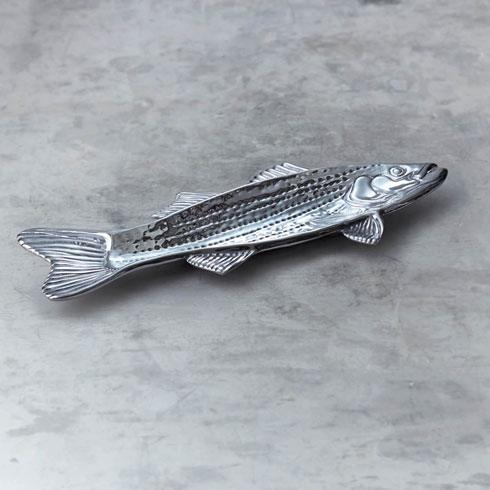 Beatriz Ball  Ocean Ocean Striped Bass Platter $117.00