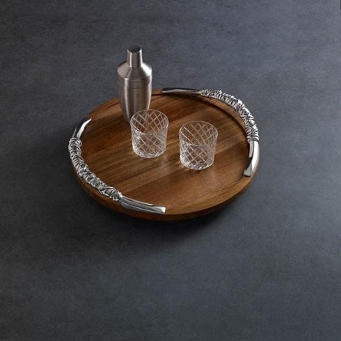 Soho 18' Lazy Susan with Galena Handles image