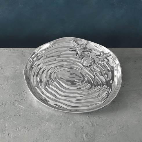 $130.00 Aruba Round Platter (Lg)