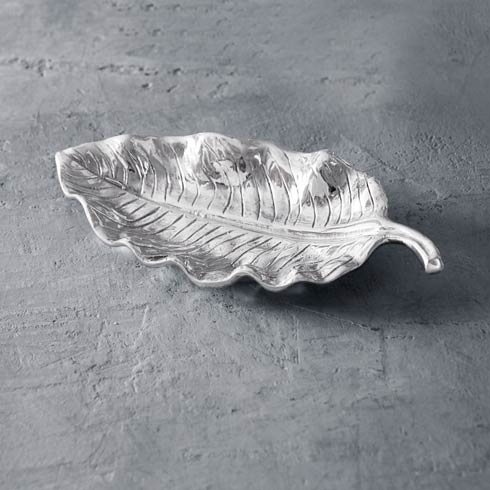 $44.00 Zebra Leaf Tray