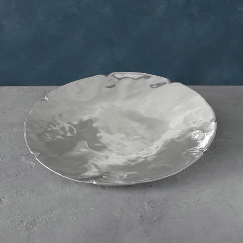 $126.00 Elle Round Platter