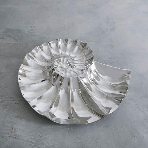 $136.00 Nautilus Spiral Dip
