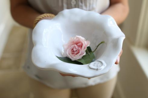 $46.00 MEDALLION BOWL SMALL