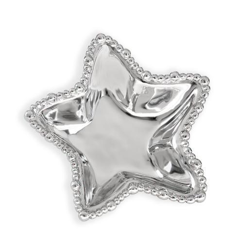 $44.00 Organic Pearl star bowl
