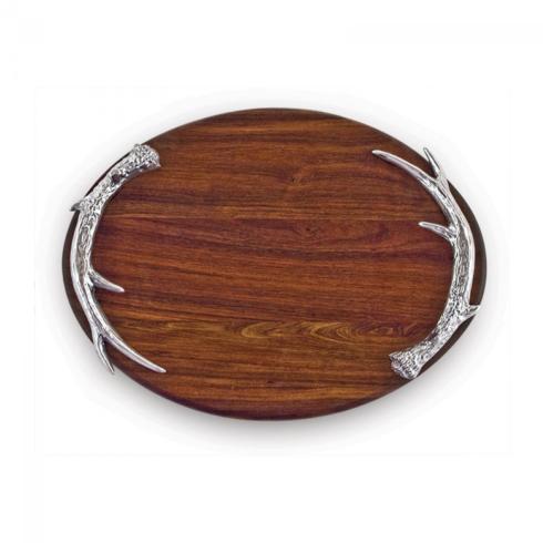 $171.00 Large Oval Cutting Board