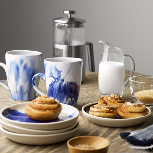 Indigo Marble Mug collection with 1 products