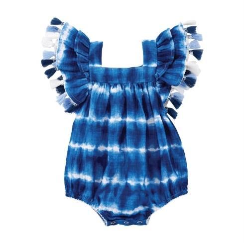 $38.00 Tie Dye Bubble 3-6m