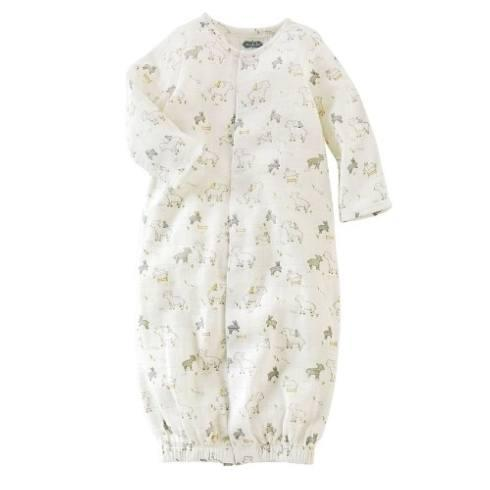 Lamb Sleep Sack, Muslin 0-6m collection with 1 products