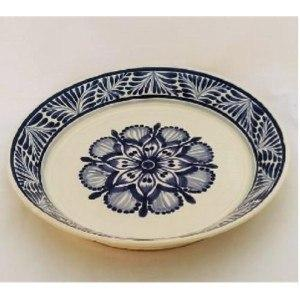 Gorky Blue & White Large Deep Platter collection with 1 products