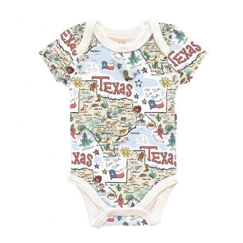 Texas Onesie 3-12m collection with 1 products