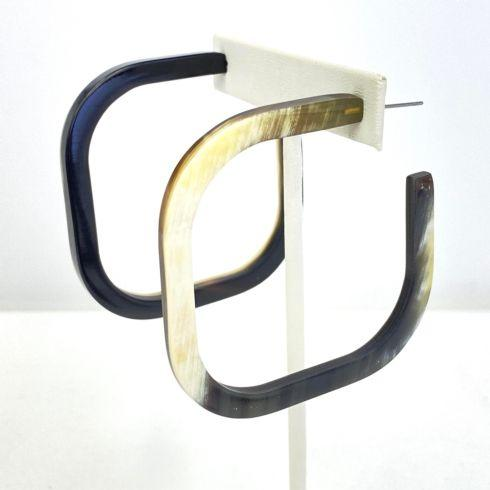 $40.00 Square Hoop Earrings