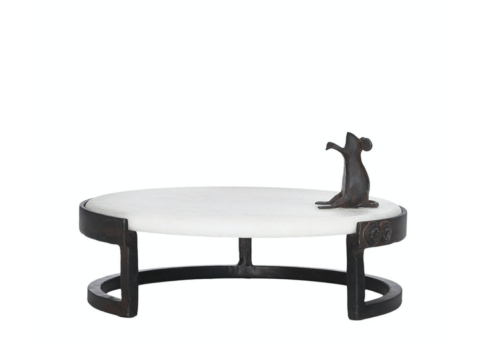 $225.00 Wee Mouse Corto Platter