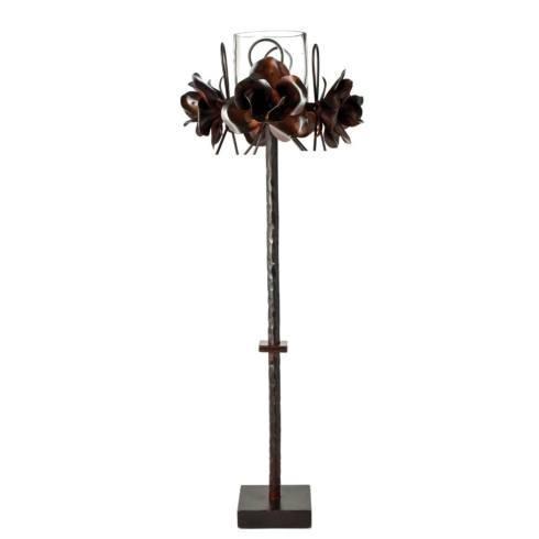 $518.00 4 Rosas Candlestick