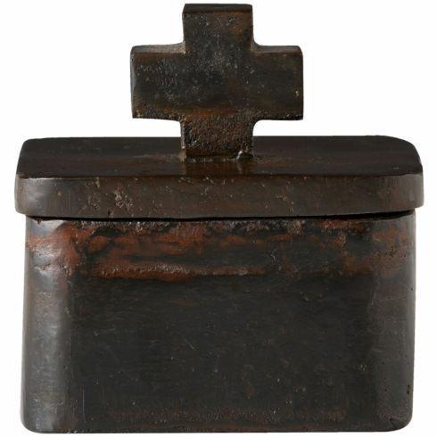 $245.00 Blessed Secret Cross Box