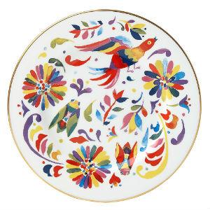 Barn White Exclusives   Lenox Full Fiesta Salad Plate $29.95