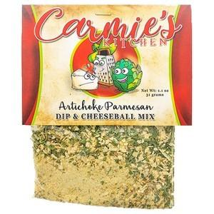 $4.95 Artichoke Parmesan Dip & Cheeseball Mix