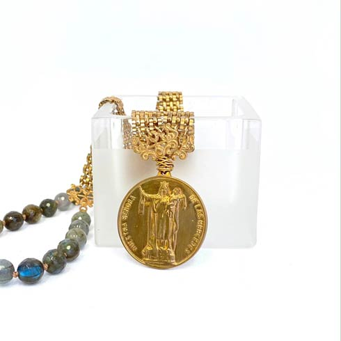 $329.00 Our Lady of Mercedes Necklace