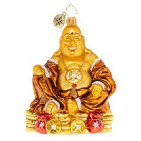 $63.00 Ain\'t Life Rich? Buddha