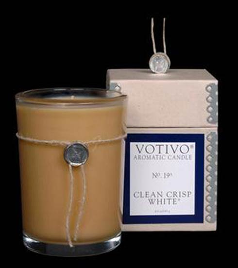 $29.00 Clean Crisp White Candle