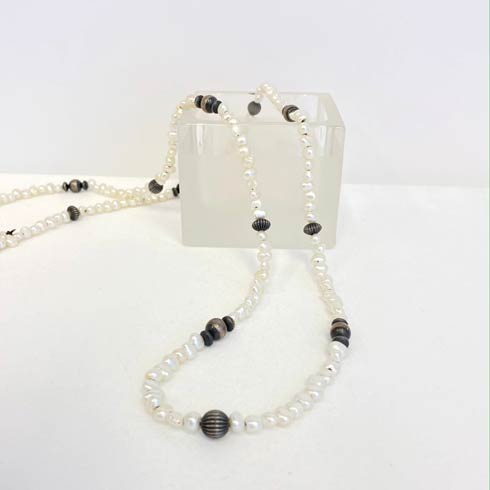 Pearl with Navajo Pearl Necklace collection with 1 products