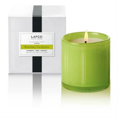 Rosemary Eucalyptus Office Candle collection with 1 products