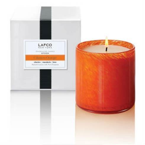 $65.00 Cilantro Orange Kitchen Candle