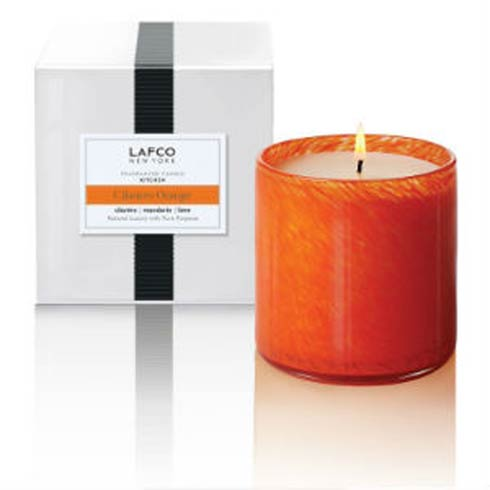 Cilantro Orange Kitchen Candle collection with 1 products
