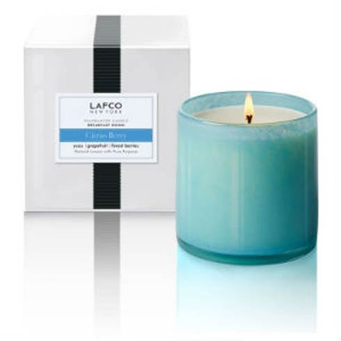 Citrus Berry Breakfast Room Candle collection with 1 products