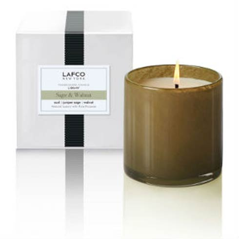 Sage & Walnut Library Candle collection with 1 products