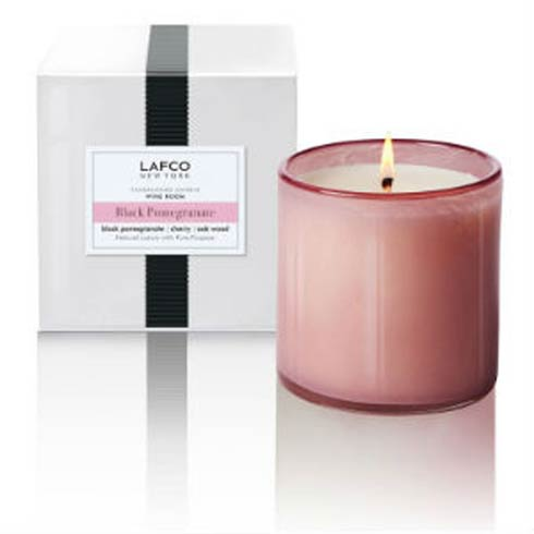 Black Pomegranate Wine Room Candle collection with 1 products