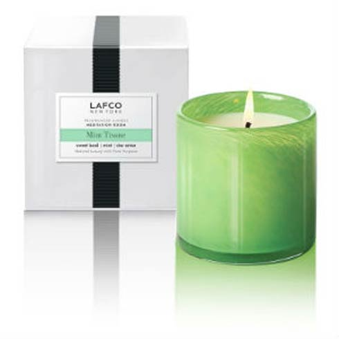 Mint Tisane Meditation Room Candle collection with 1 products
