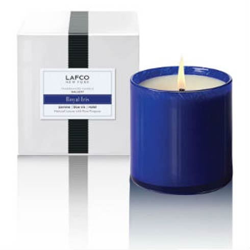 Royal Iris Gallery Candle collection with 1 products