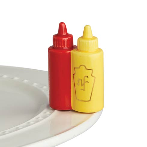 Ketchup & Mustard Mini collection with 1 products