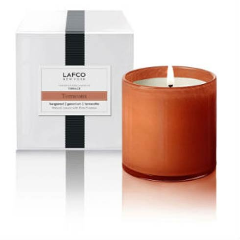 Terracotta Terrace Candle collection with 1 products
