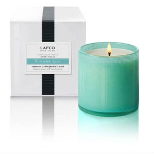$65.00 Watermint Agave Desert House Candle