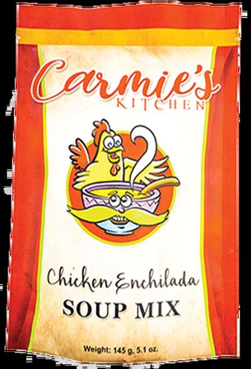 $9.50 Chicken Enchilada Soup Mix