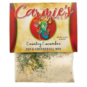 $4.95 Country Cucumber Dip & Cheeseball Mix