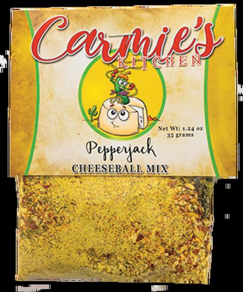 $4.95 Pepper Jack Cheeseball Mix